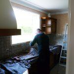 Rénovation ouverture