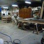 Fabrication armoire chambre