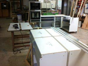 Fabrication artisanale cuisine
