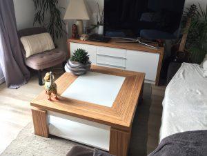 Meuble TV et table basse